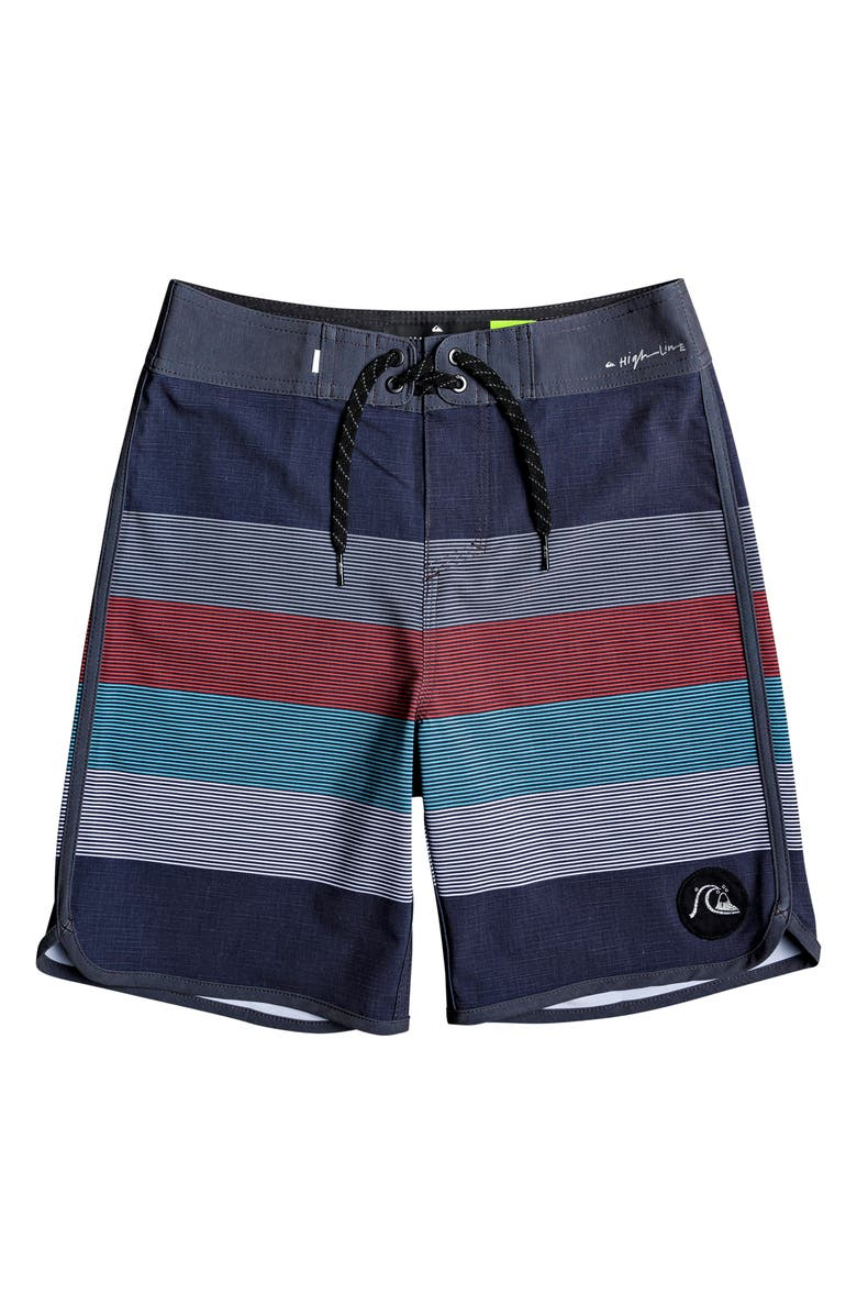 QUIKSILVER Highline Sunset Board Shorts, Main, color, SKY CAPTAIN