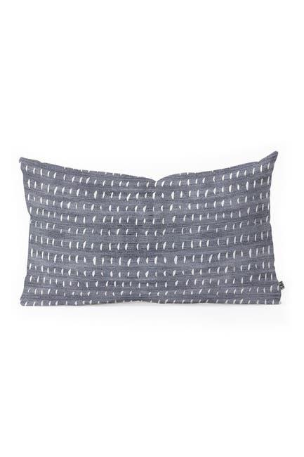 Image of Deny Designs Holli Zollinger Bogo Denim Rain Light Throw Pillow