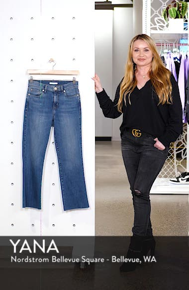 Brooke Crop Flare Jeans, sales video thumbnail