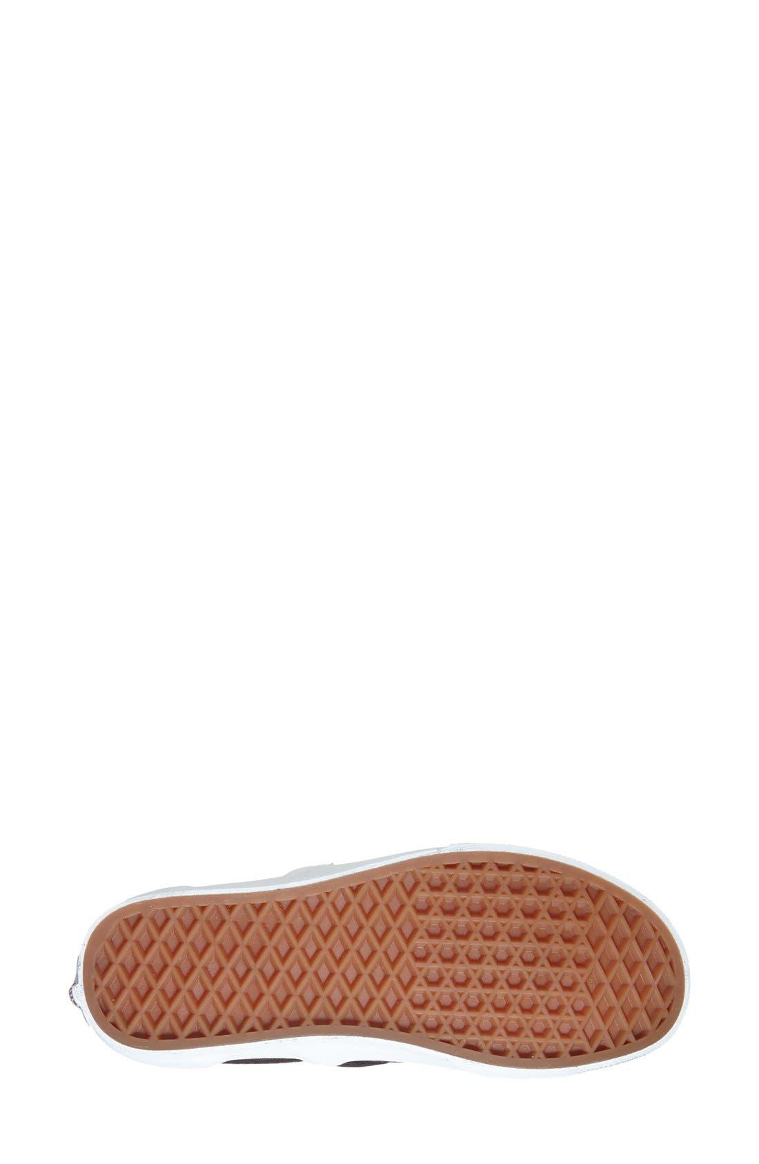 ,                             Classic Slip-On Sneaker,                             Alternate thumbnail 240, color,                             001