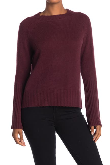 Image of 360 Cashmere Maikee Cashmere High/Low Sweater