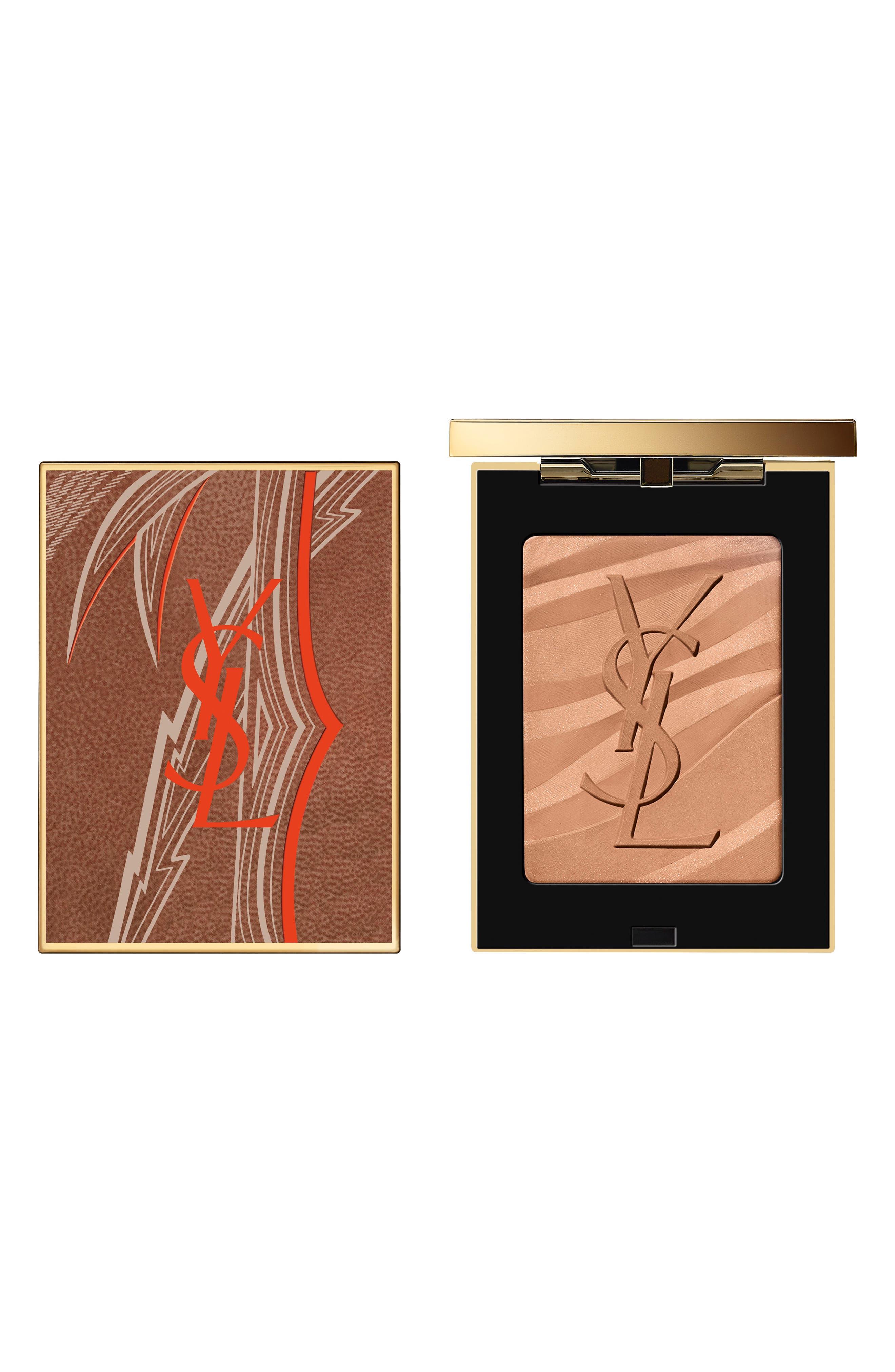 Yves Saint Laurent Bronzing Stone Palette - Light