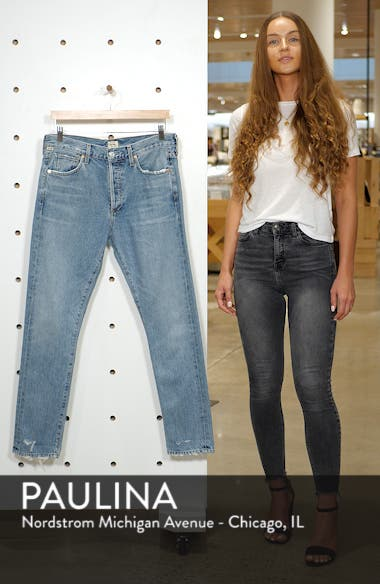 Corey Slouchy Slim Jeans, sales video thumbnail