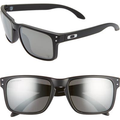 Oakley Nfl Holbrook 57mm Sunglasses - Oakland Raiders