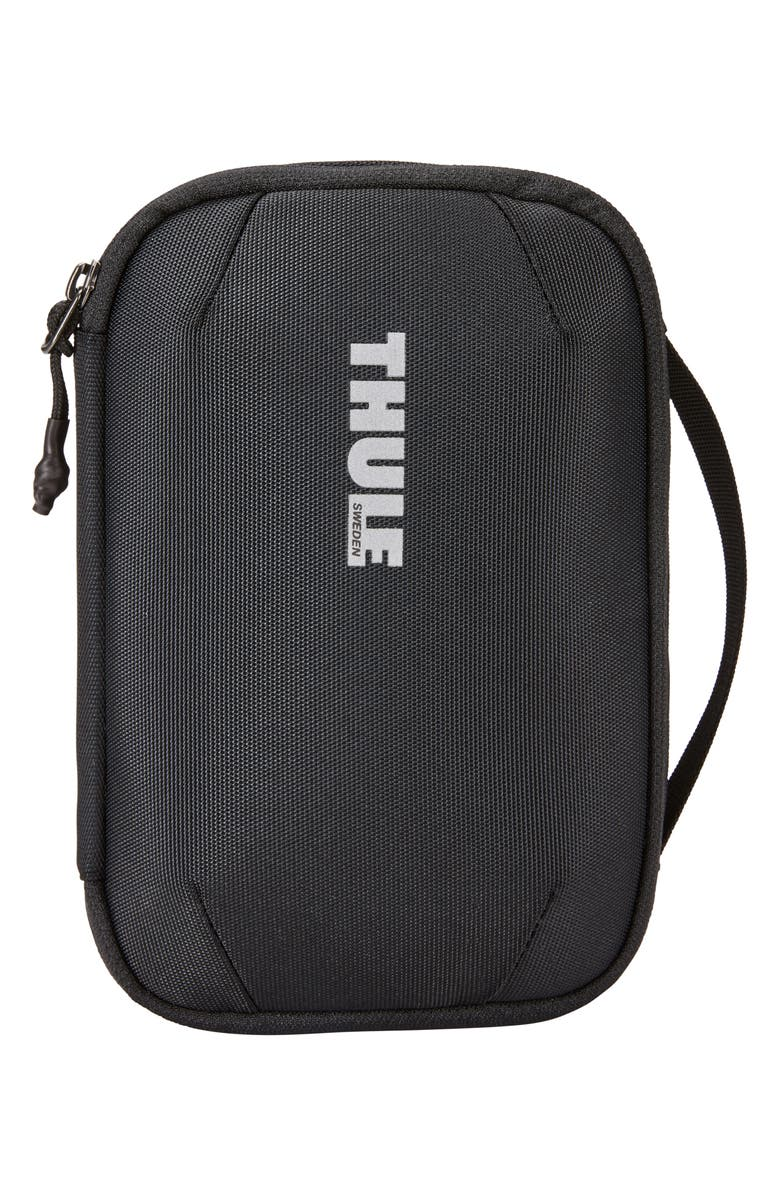 THULE Subterra Powershuttle Travel Case, Main, color, BLACK