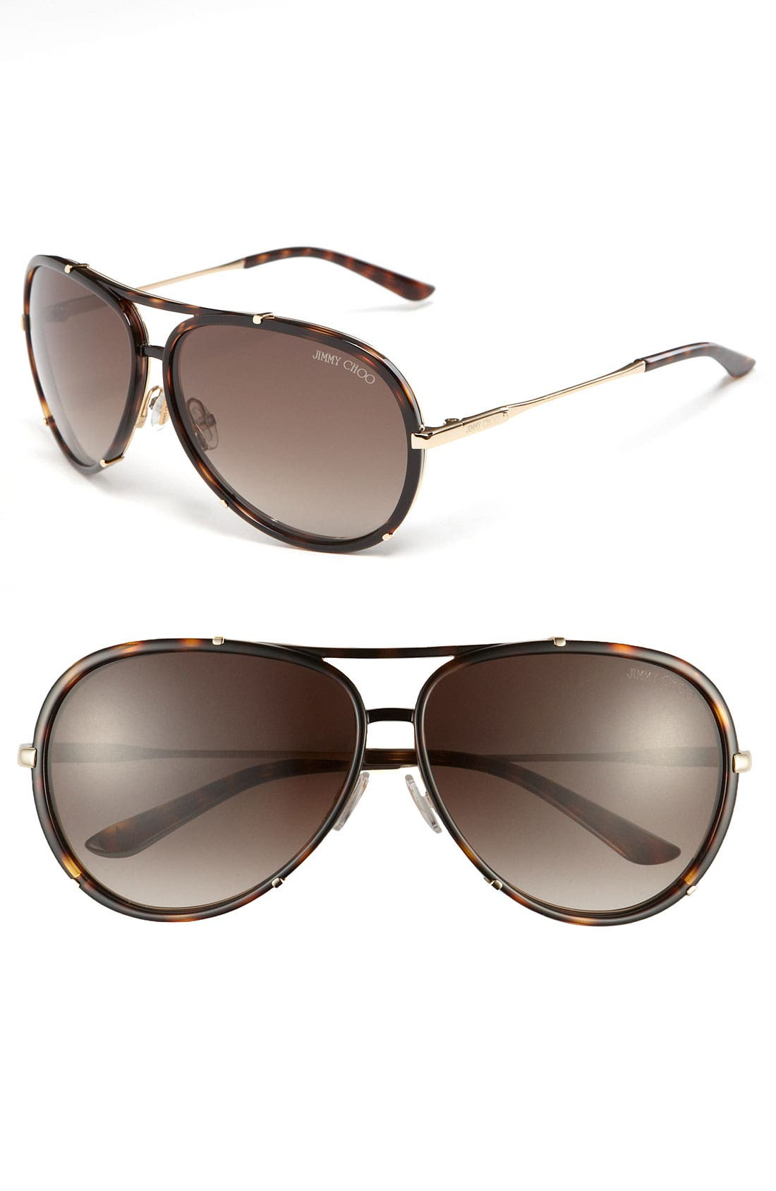 ,                             'Terrence' 62mm Aviator Sunglasses,                             Main thumbnail 2, color,                             200