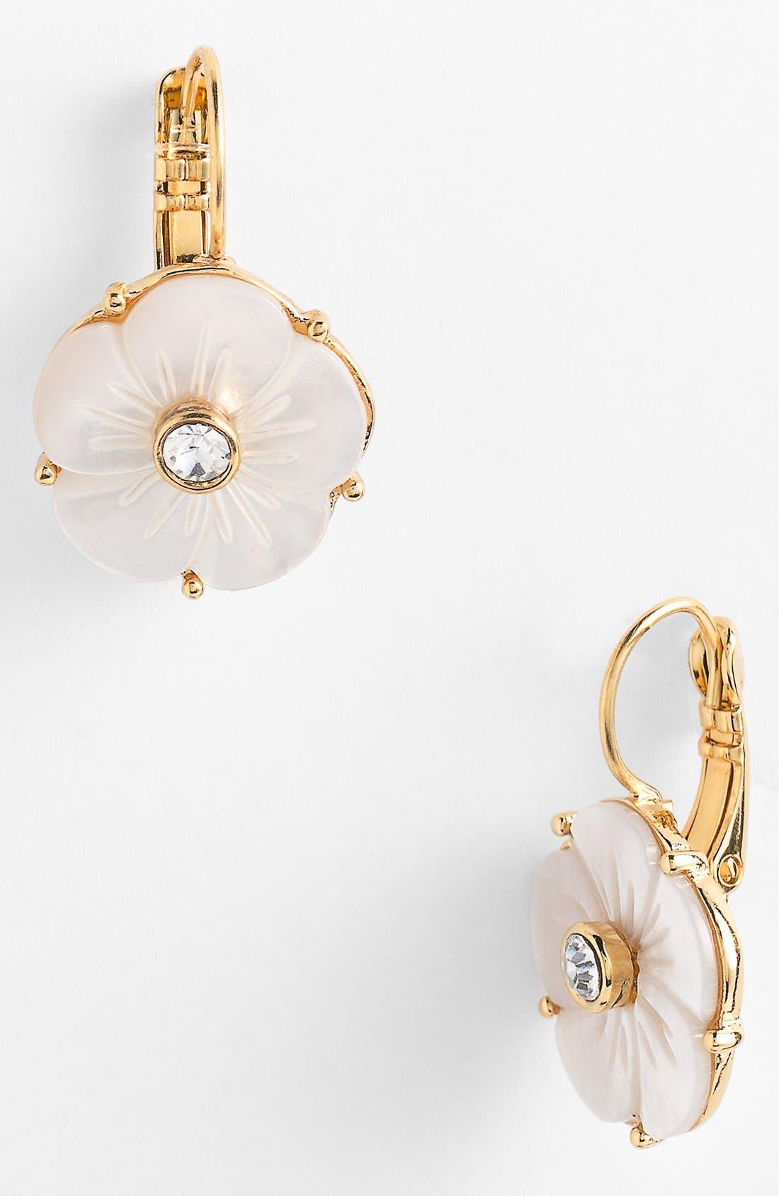 ,                             'crystal corsage' drop earrings,                             Alternate thumbnail 2, color,                             900