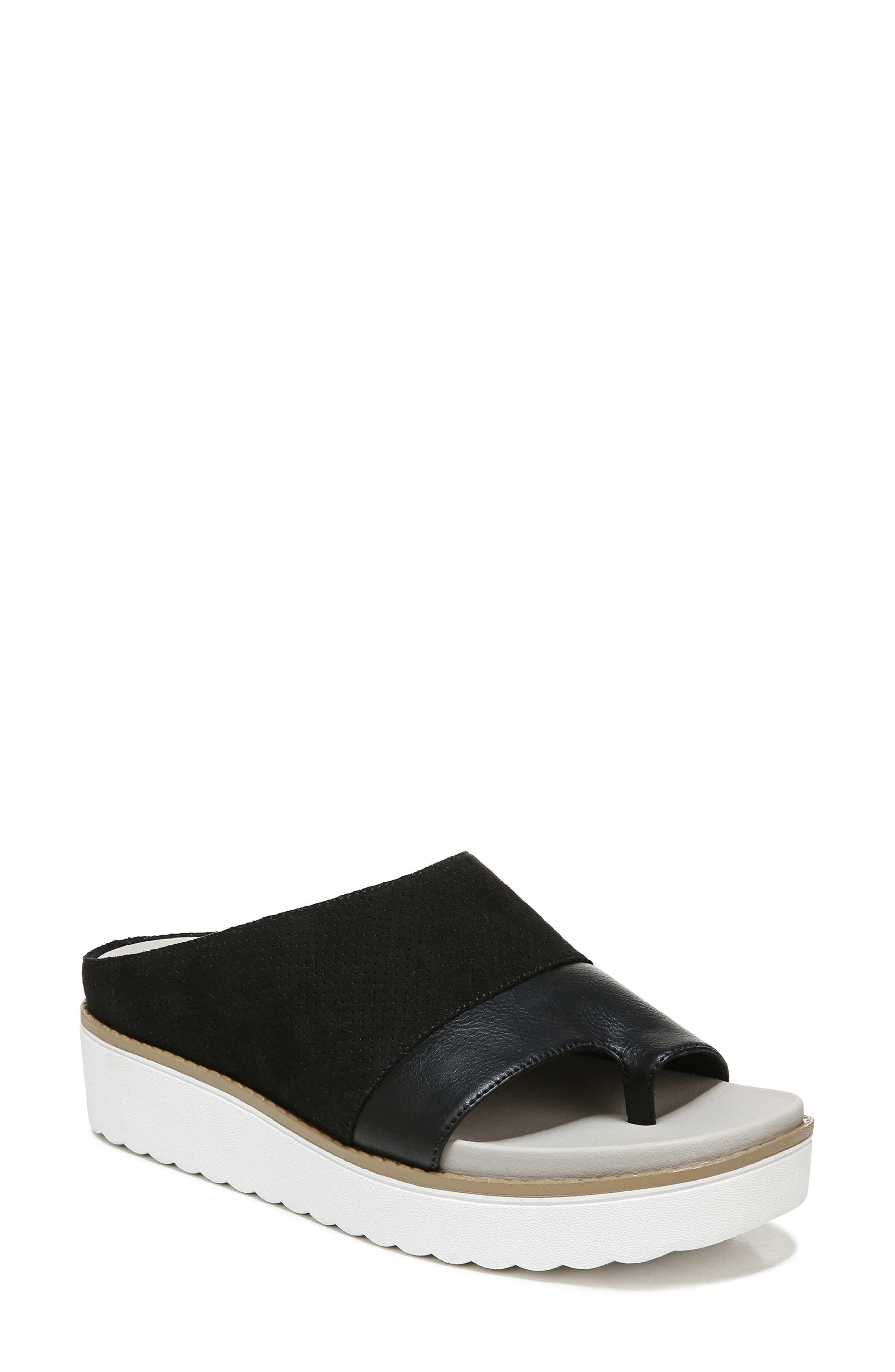 Morris Platform Sandal