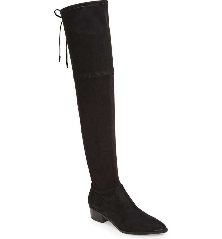MARC FISHER LTD Yenna Over the Knee Boot, Main, color, 001
