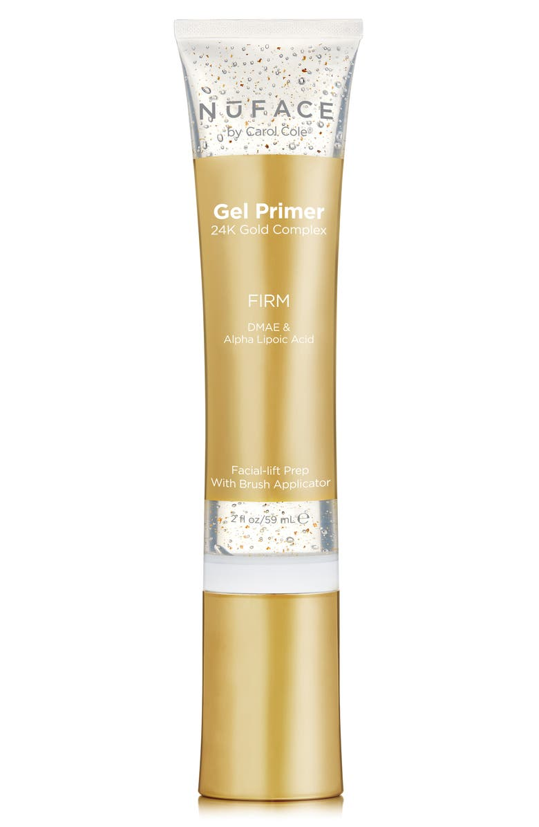 NUFACE<SUP>®</SUP> Gel Primer 24K Gold Complex Firm, Main, color, NO COLOR