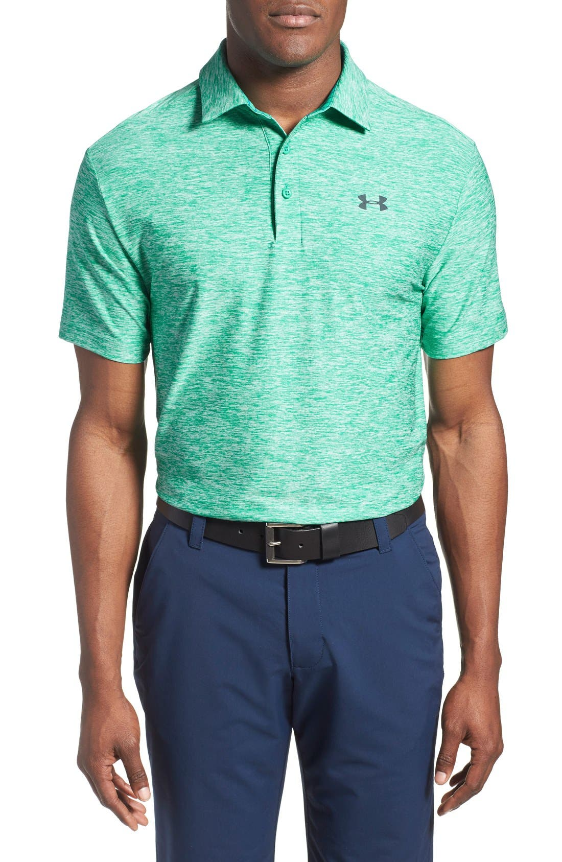 ,                             'Playoff' Loose Fit Short Sleeve Polo,                             Main thumbnail 181, color,                             350