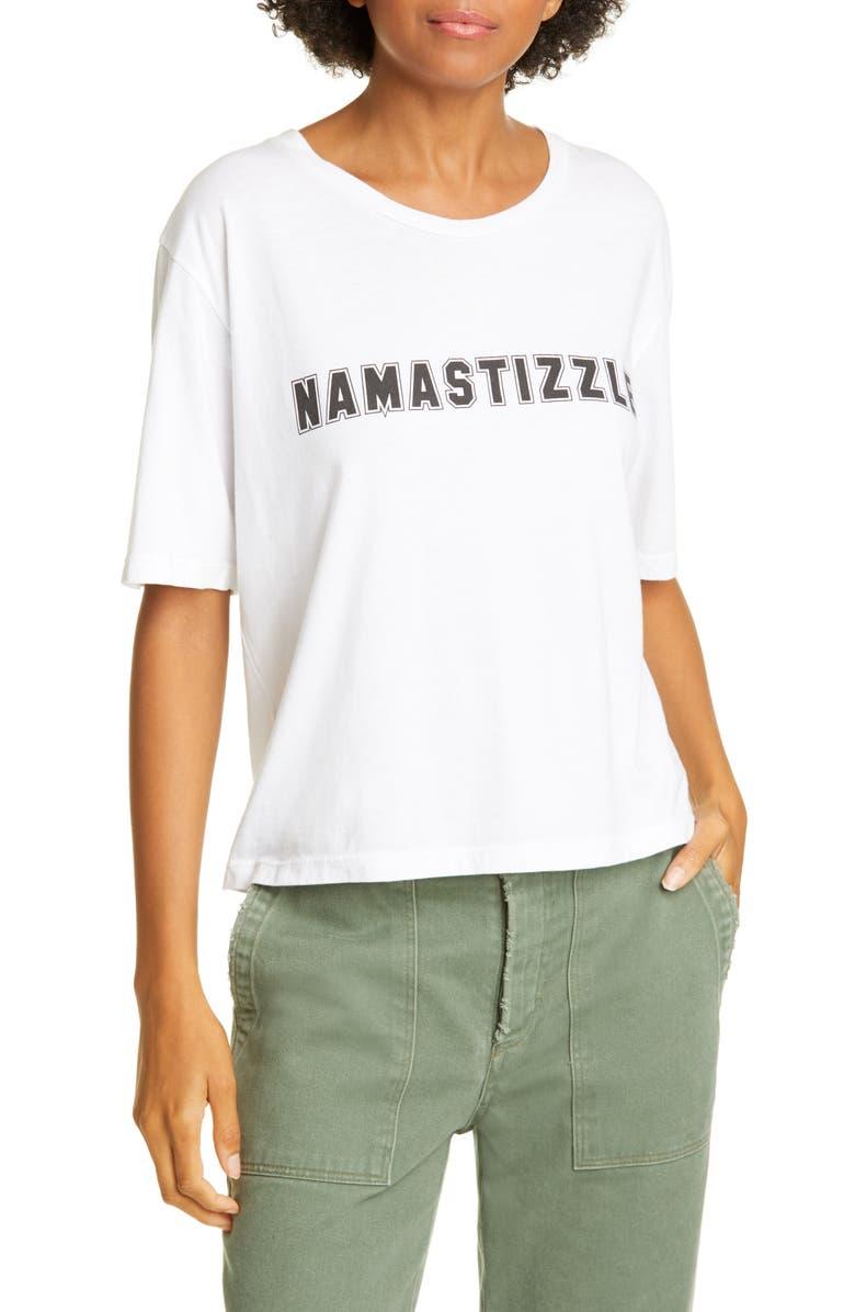 LE SUPERBE Namastizzle Graphic Tee, Main, color, 900
