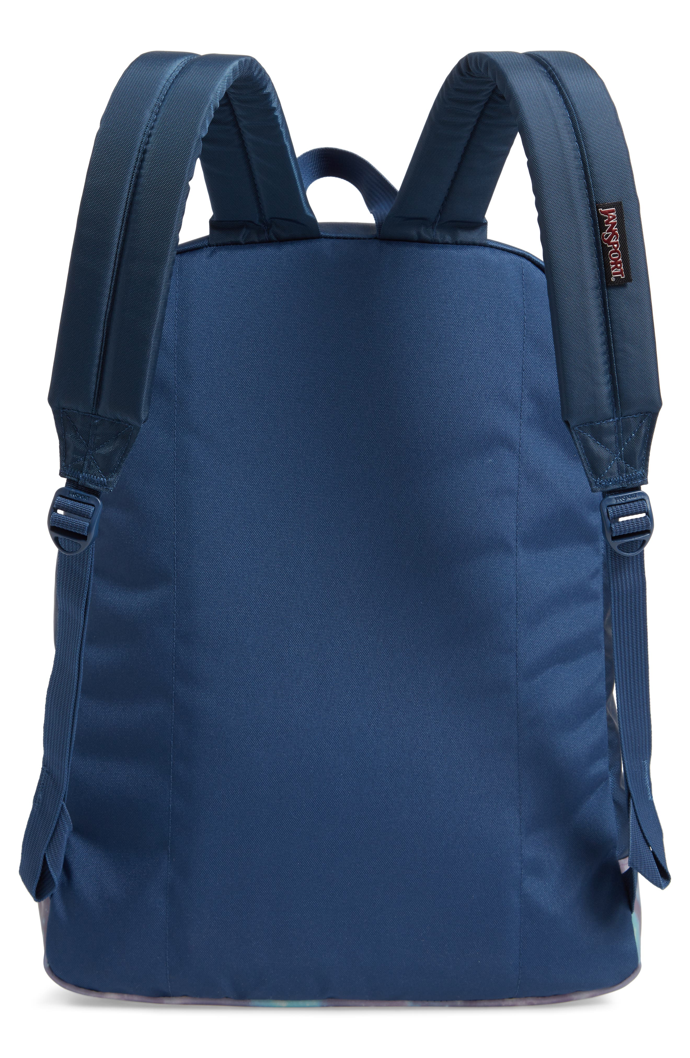 ,                             Super FX Backpack,                             Alternate thumbnail 4, color,                             NAVY SPACE