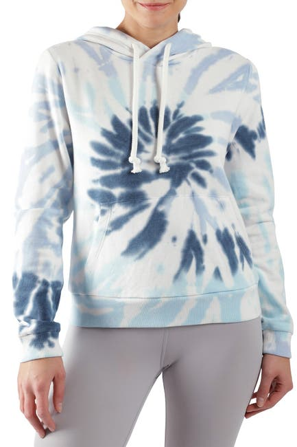 Image of 90 Degree By Reflex Brushed Pullover Hoodie