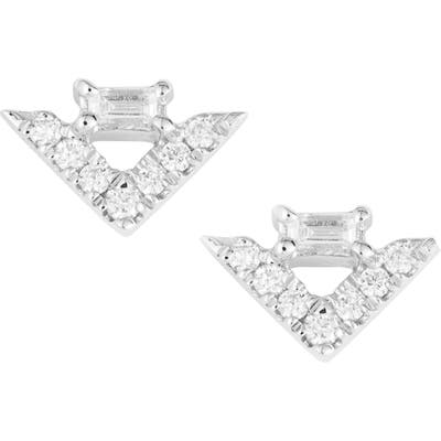 Dana Rebecca Designs Sadie Diamond Stud Earrings