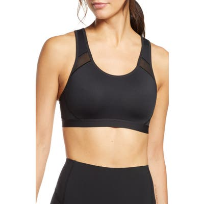 Plus Size Spanx Workout To Waves Medium Impact Sports Bra