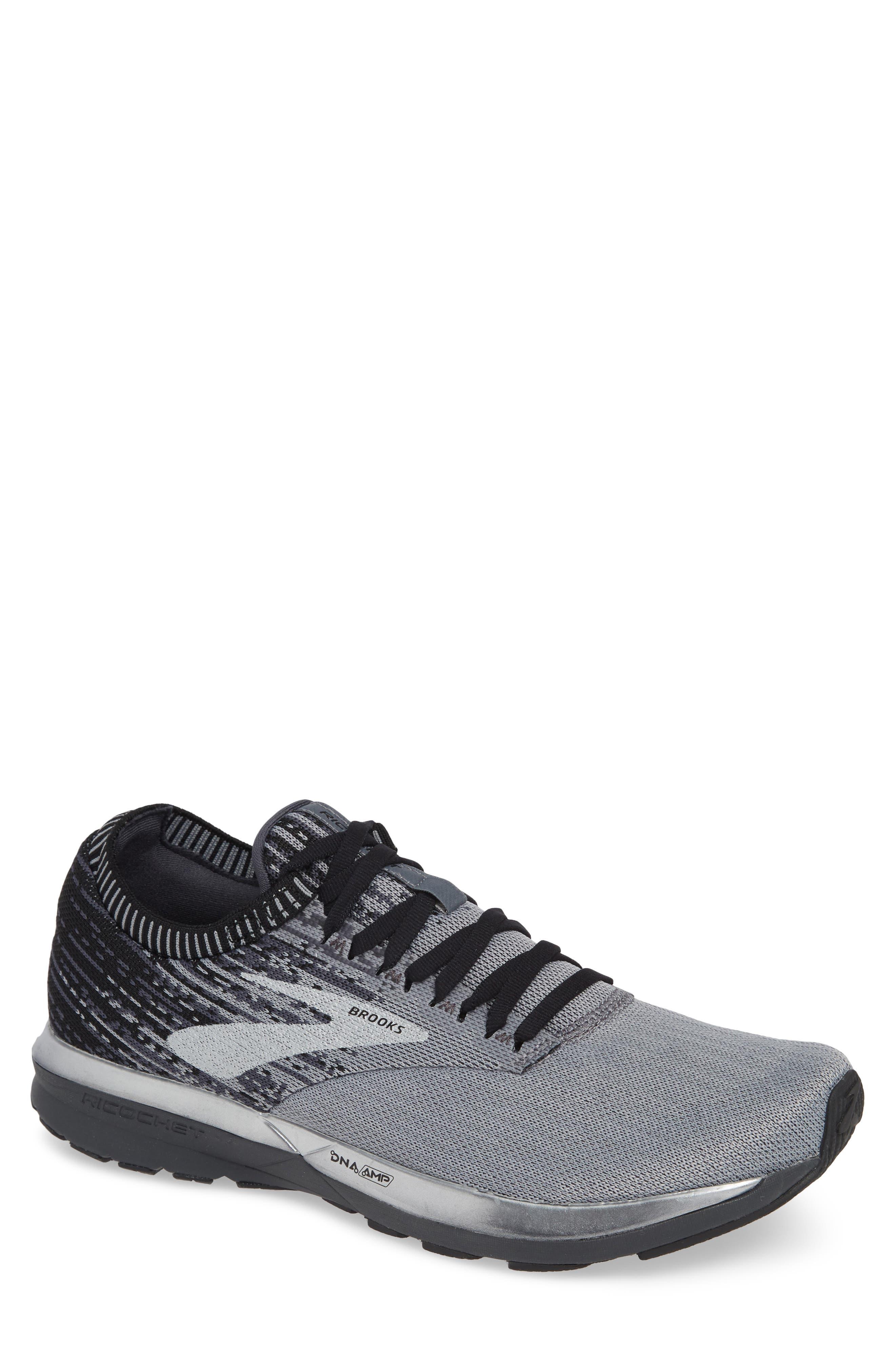 Brooks Ricochet Running Shoe - Grey
