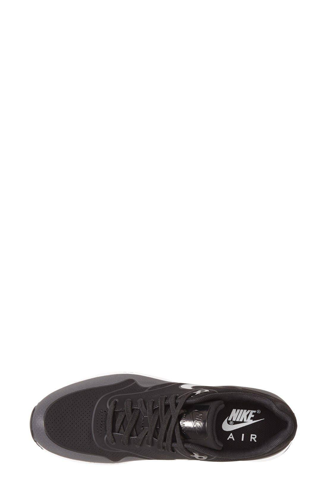 ,                             'Air Max 1 - Ultra Moire' Sneaker,                             Alternate thumbnail 10, color,                             001