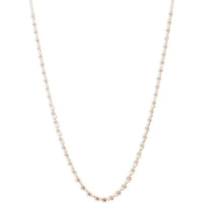 Poppy Finch Shimmer Necklace