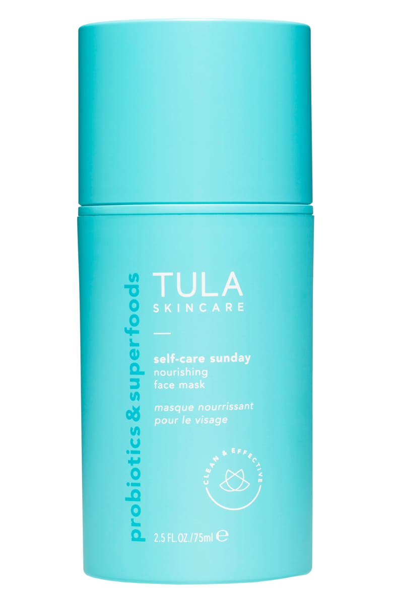 TULA PROBIOTIC SKINCARE Kefir Ultimate Recovery Mask, Main, color, 000