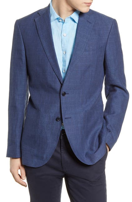 Image of RODD AND GUNN McQuarrie Regular Fit Sport Coat