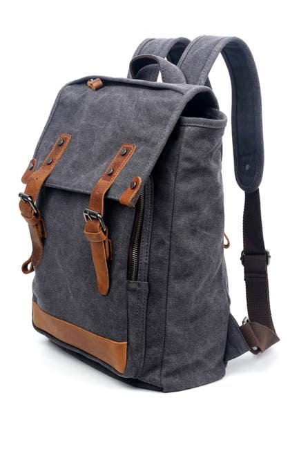 Image of TSD Discovery Canvas Backpack