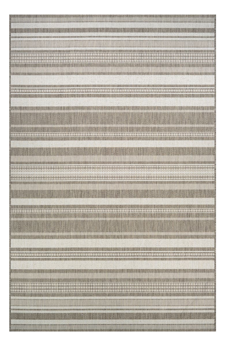 COURISTAN Gazebo Indoor/Outdoor Rug, Main, color, CHAMPAGNE/ TAUPE
