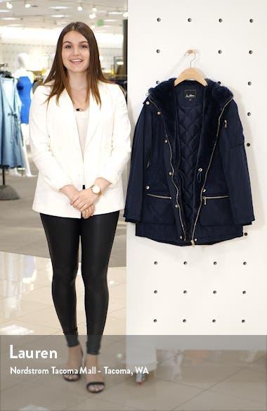 Fleece Lined Hooded Jacket, sales video thumbnail