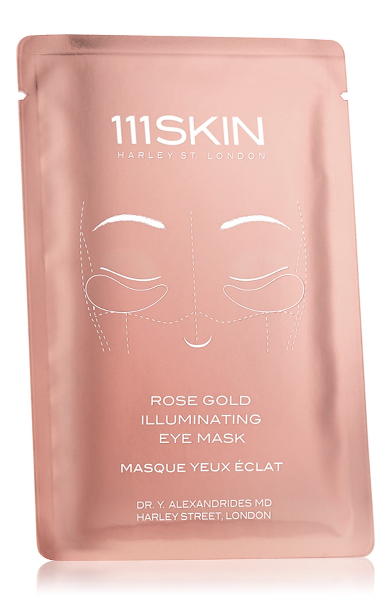 111Skin Rose Gold Illuminating Eye Mask