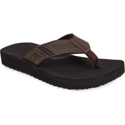 Dunham Carter Flip Flop