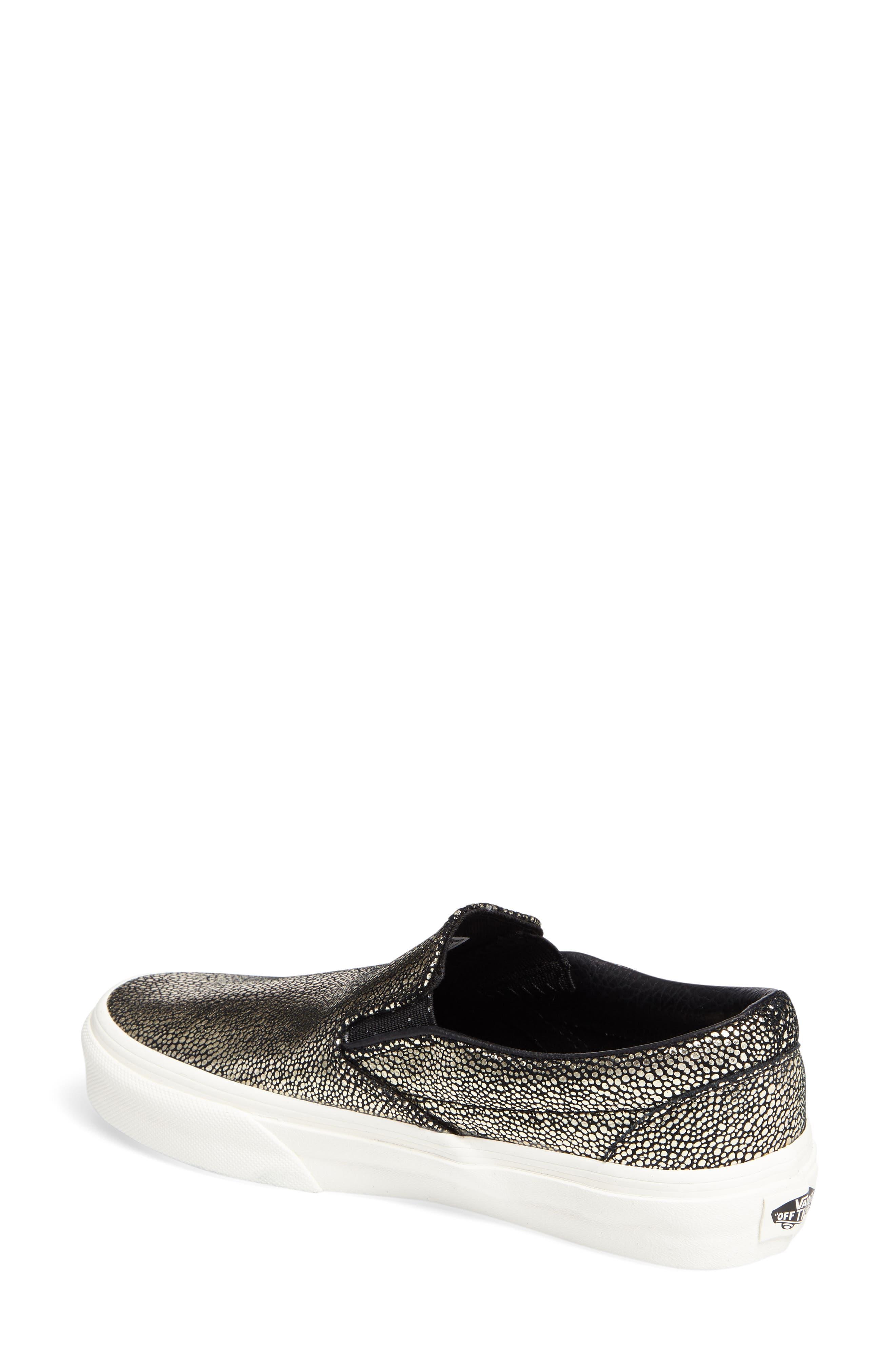 ,                             Classic Slip-On Sneaker,                             Alternate thumbnail 444, color,                             710