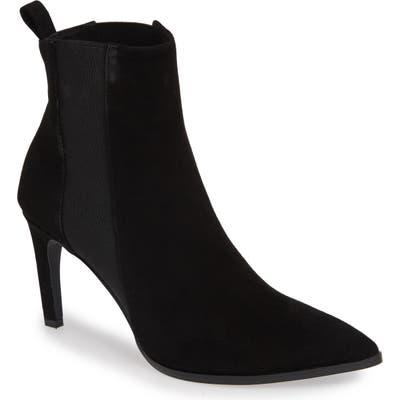 42 Gold Kensington Chelsea Boot, Black