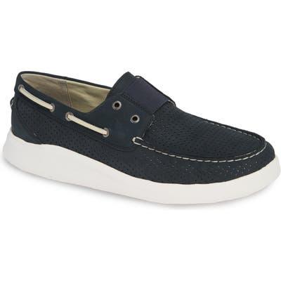 Tommy Bahama Relaxology Aeonian Boat Shoe, Blue