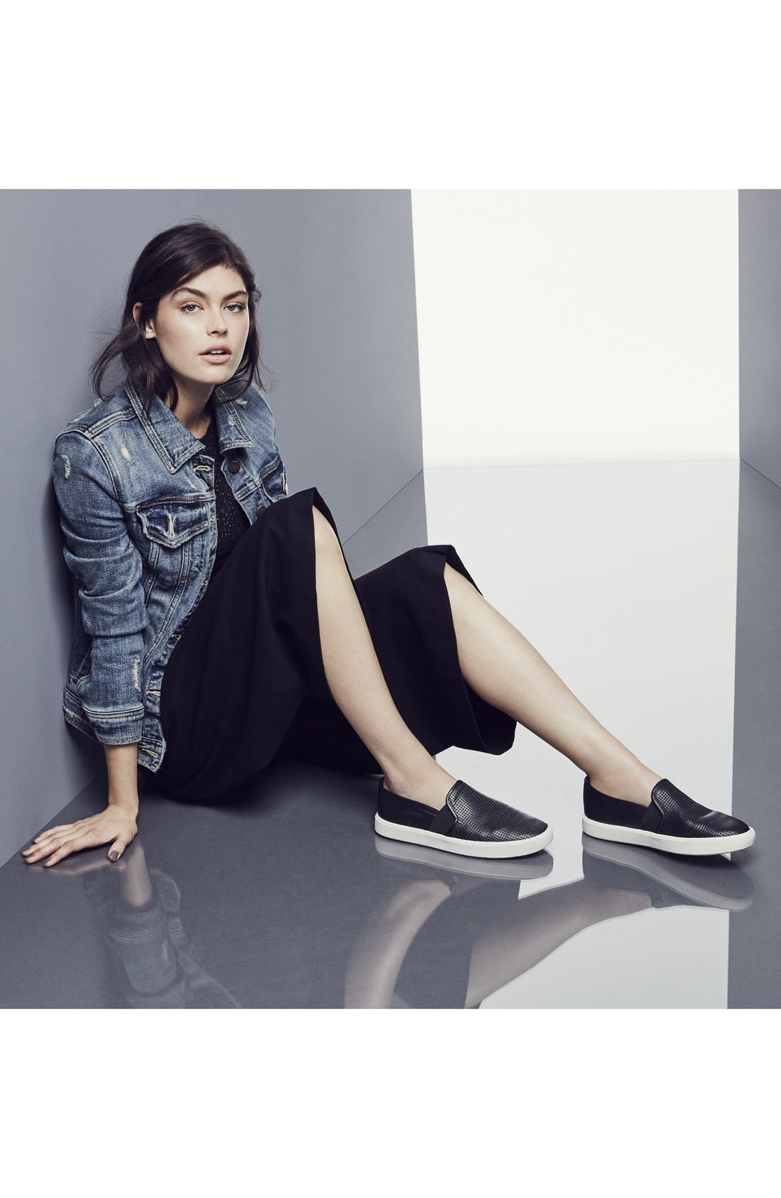,                             Blair 5 Slip-On Sneaker,                             Alternate thumbnail 8, color,                             SENEGAL SNAKE PRINT