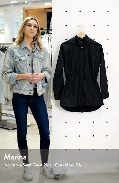 Gayle Water Resistant Hooded Jacket, sales video thumbnail