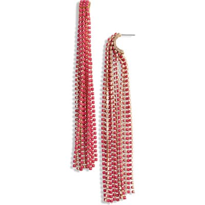 Stella + Ruby Mia Tassel Earrings