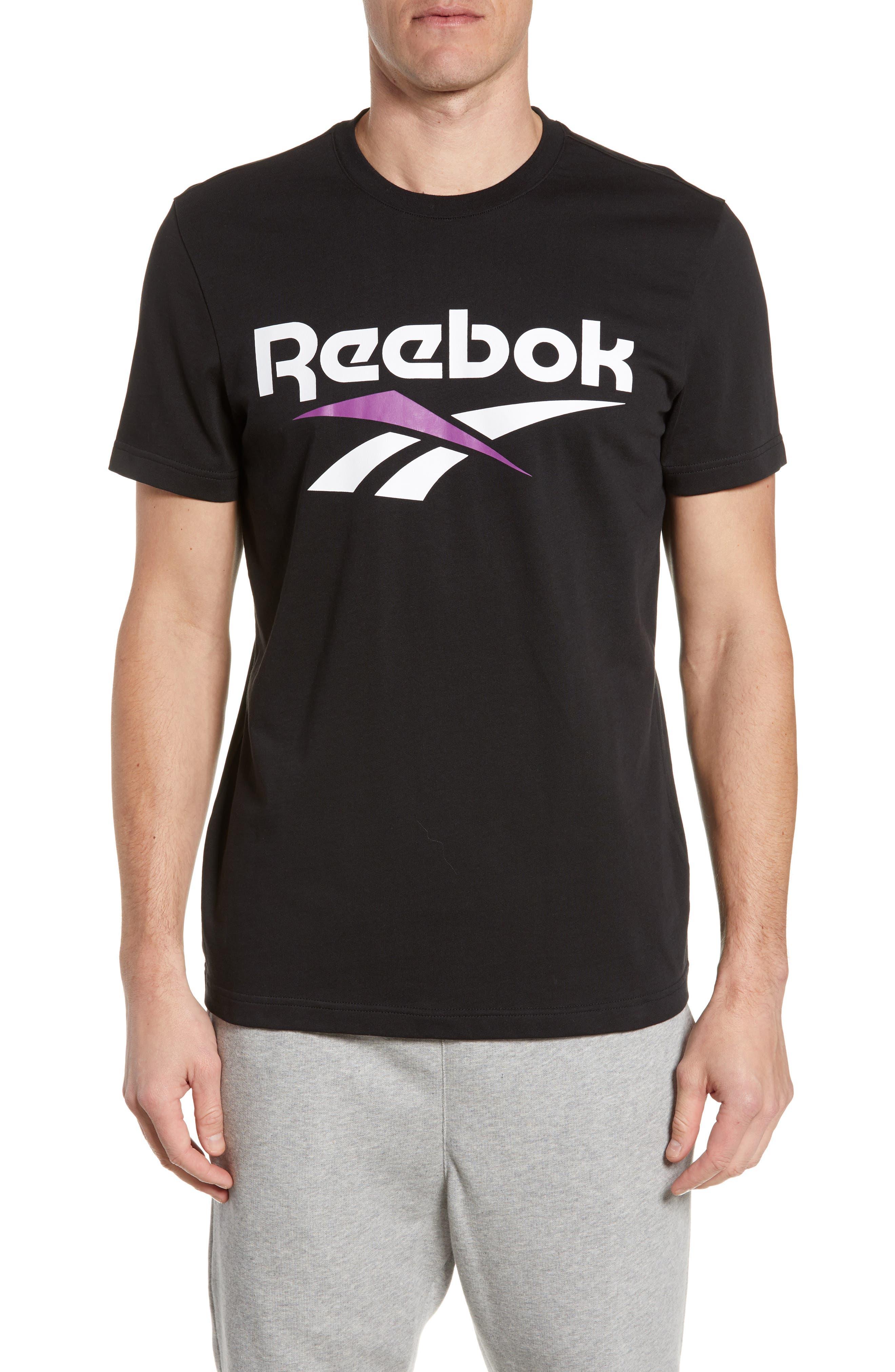 Reebok T-shirts Classics Vector Logo T-Shirt