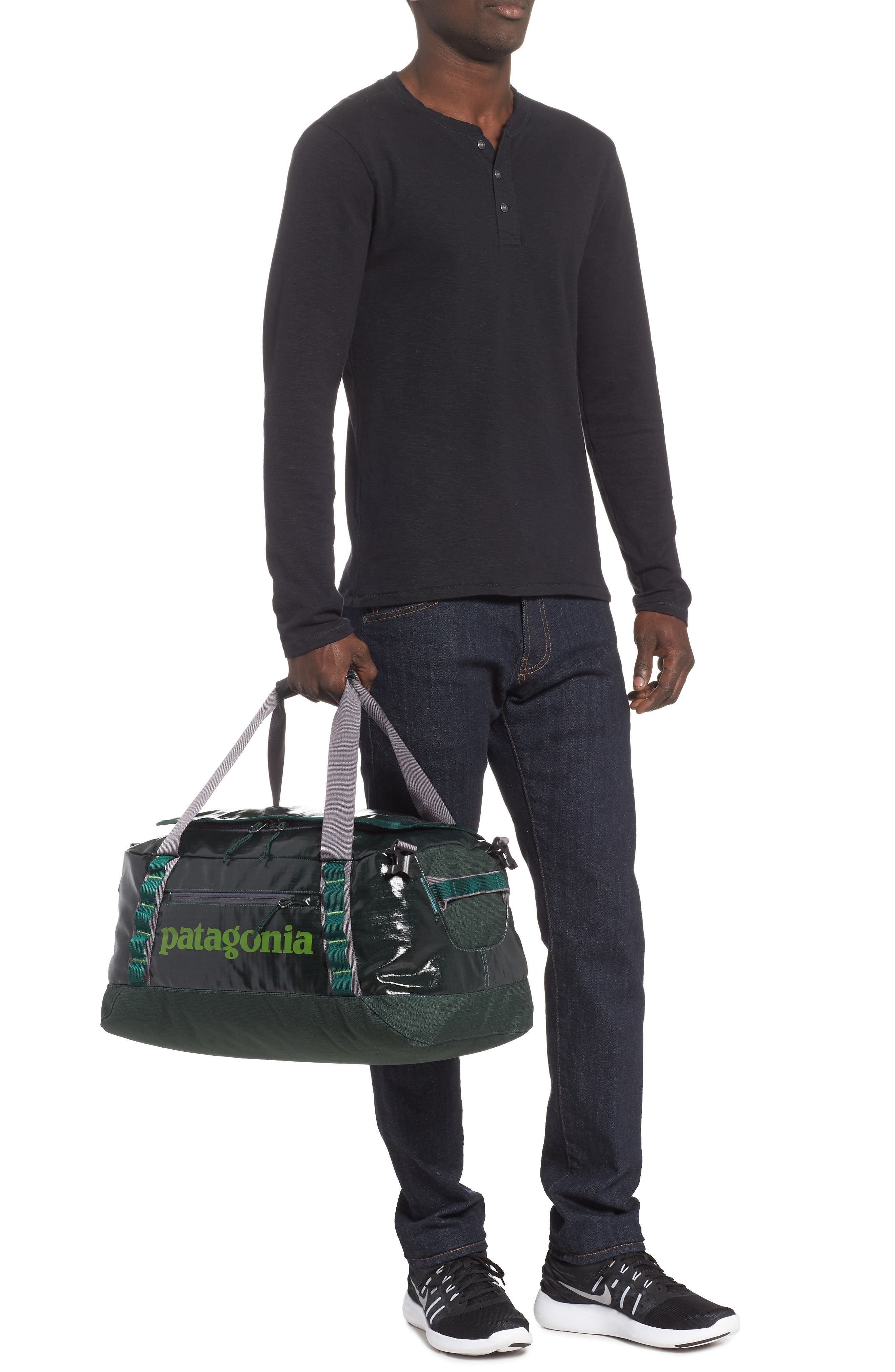 ,                             Black Hole Water Repellent 45-Liter Duffle Bag,                             Alternate thumbnail 35, color,                             301