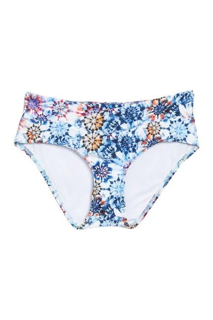 Image of NEXT Rising Sun Mid Rise Bikini Bottoms