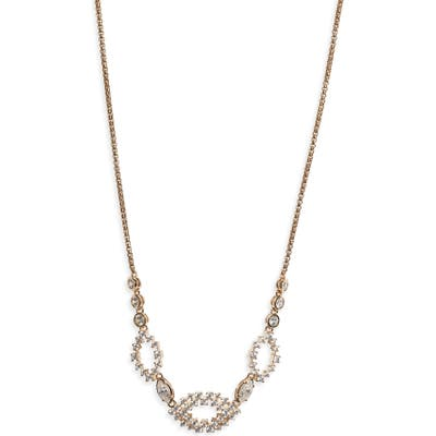 Nadri Mila Frontal Slider Necklace