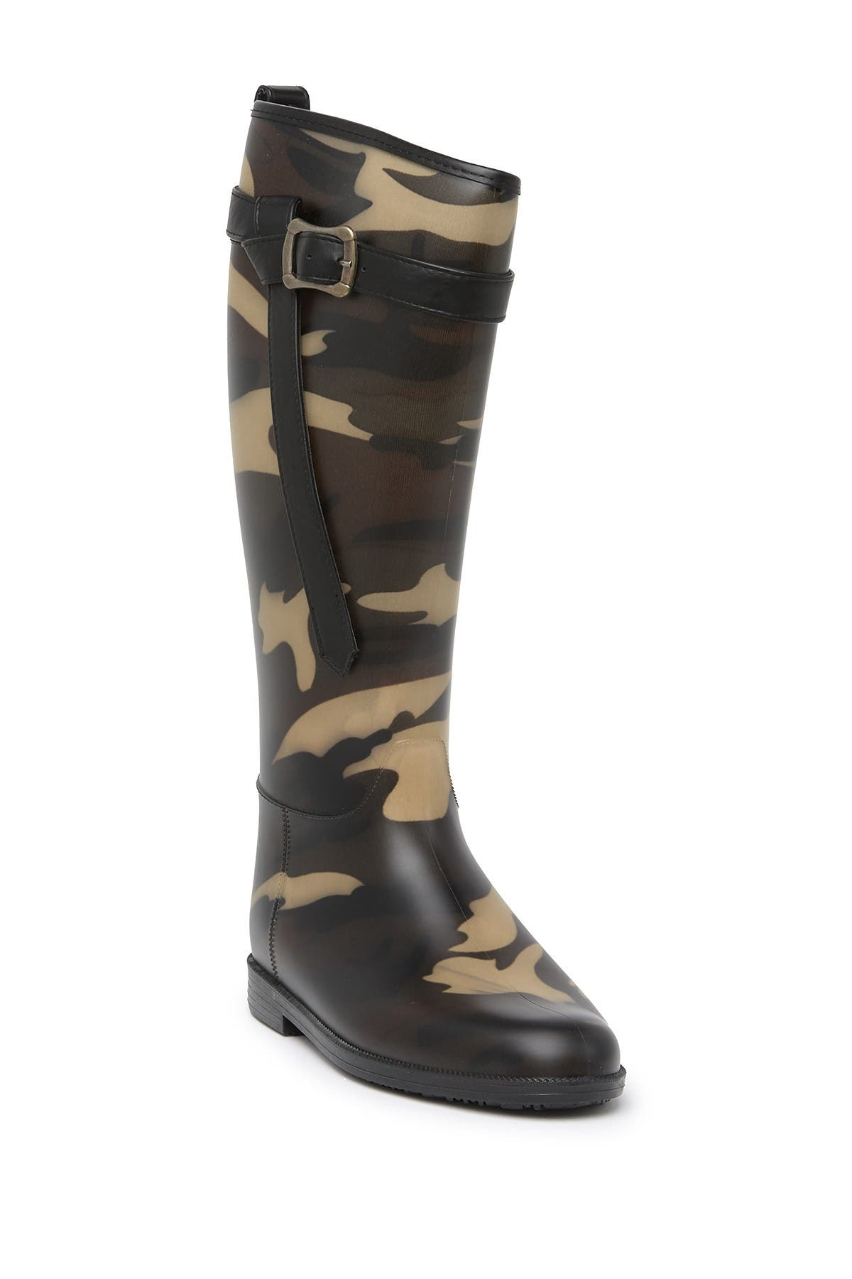 Image of Dirty Laundry Rise Up Buckled Rainboot