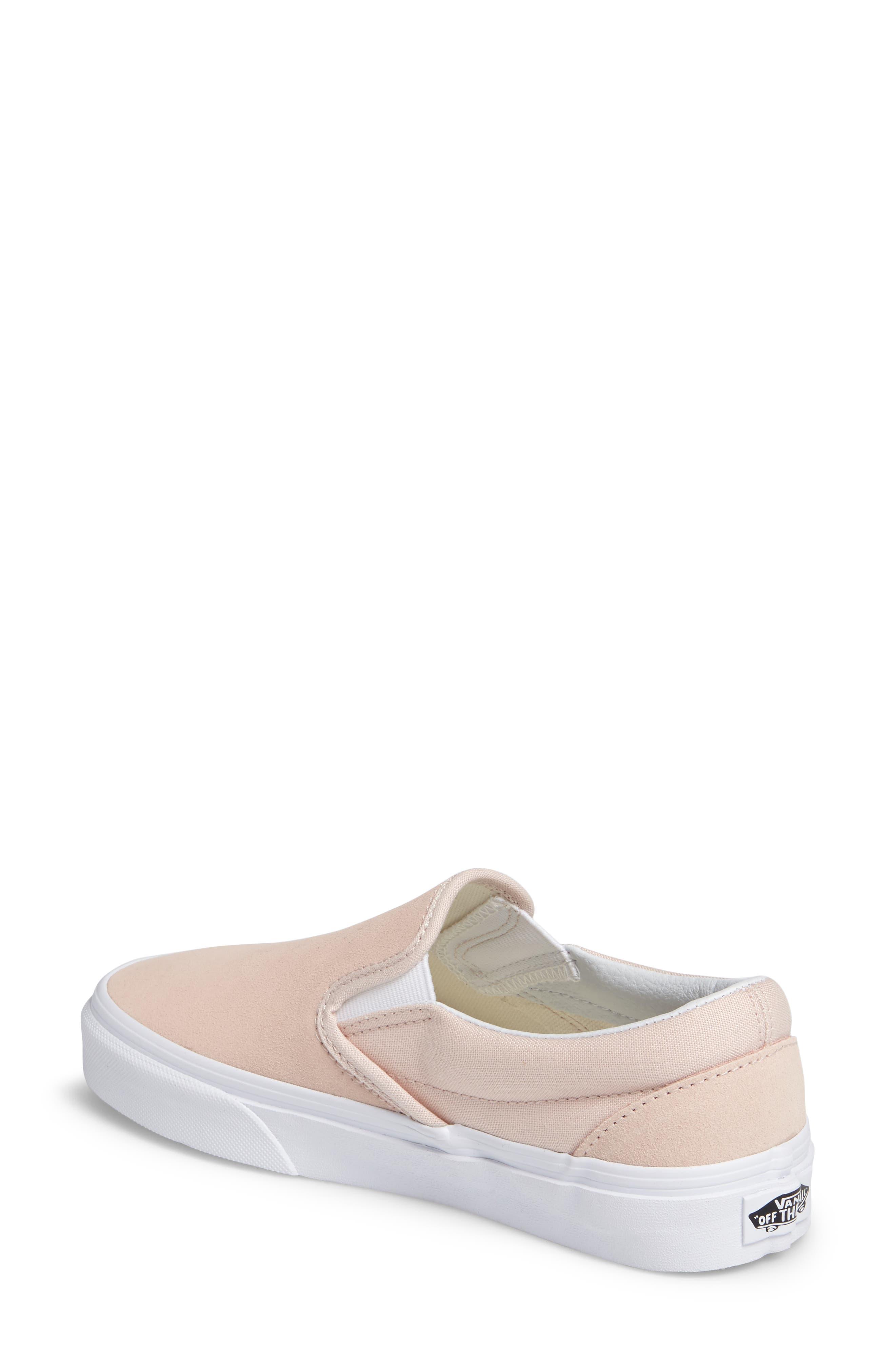 ,                             Classic Slip-On Sneaker,                             Alternate thumbnail 419, color,                             657