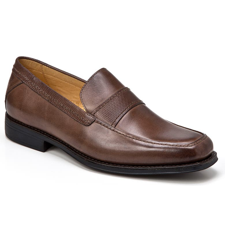 SANDRO MOSCOLONI Edward Loafer, Main, color, BROWN