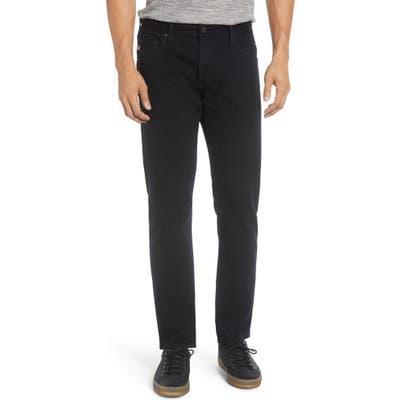 Ag Tellis Slim Fit Jeans, Black