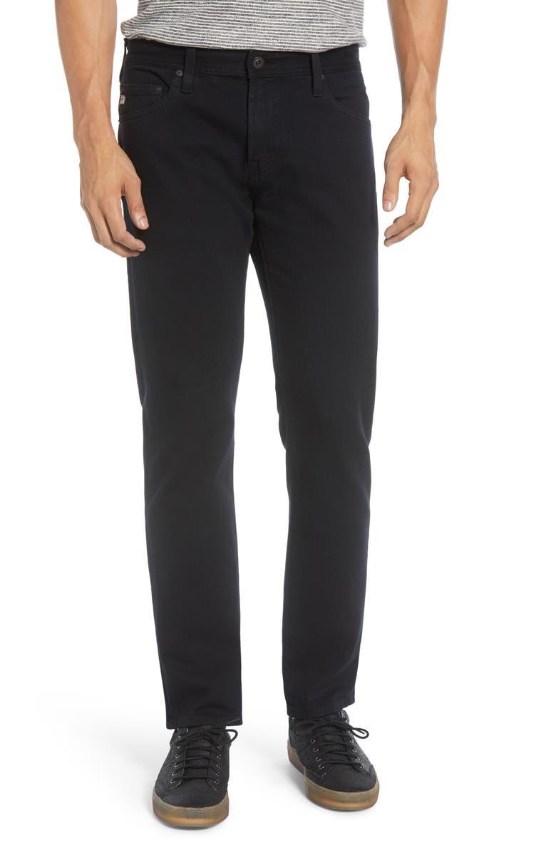 AG Tellis Slim Fit Jeans, Main, color, MASS