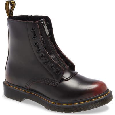Dr. Martens 1460 Pascal Front Zip Boot