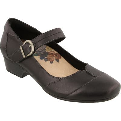 Taos Balance Mary Jane Pump W - Black