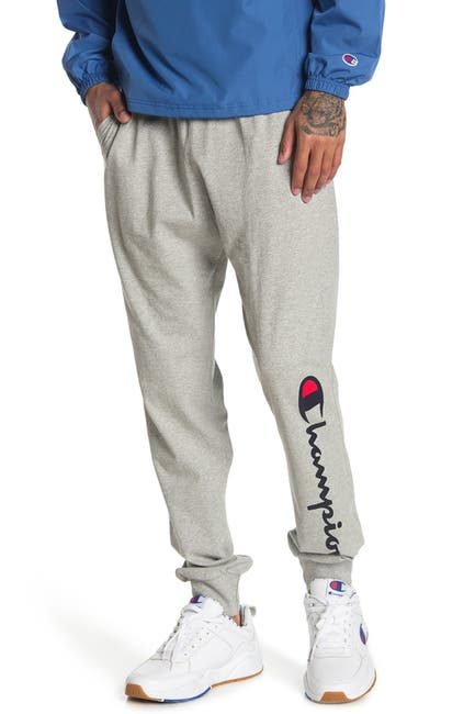 Image of Champion Classic Jersey Fleece Joggers