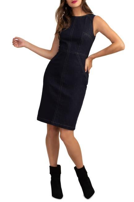 Image of Trina Turk Rouge Sheath Dress