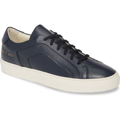 Common Projects Achilles Multi-Ply Sneaker, Blue